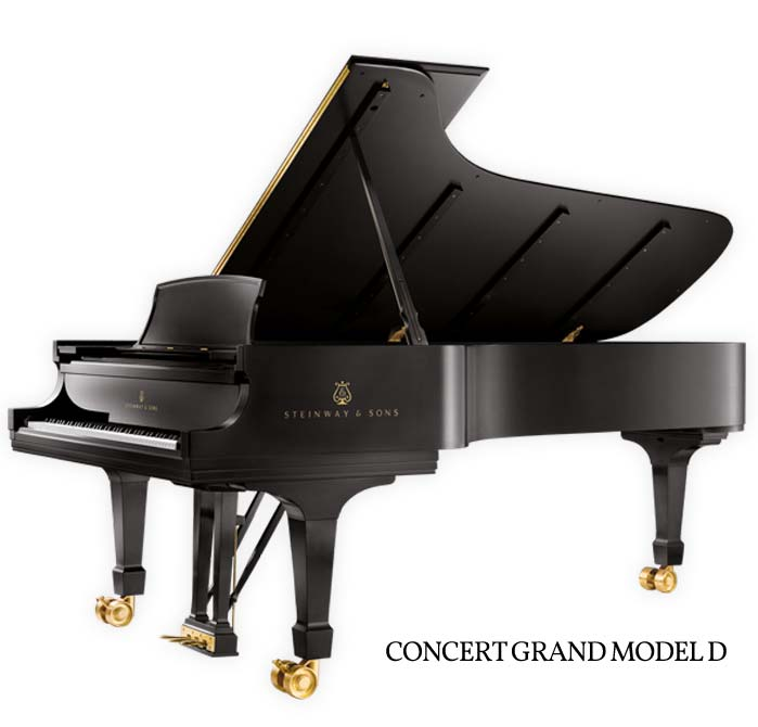 Portland Steinway Pianos - Steinway Grand Piano Model D in Portland Or from Michelles Piano