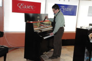 Piano Repair and Tuning at Michelles Piano in Portland OR