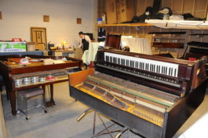 Portland Piano Repair and Tuning at Michelles Piano in Portland OR