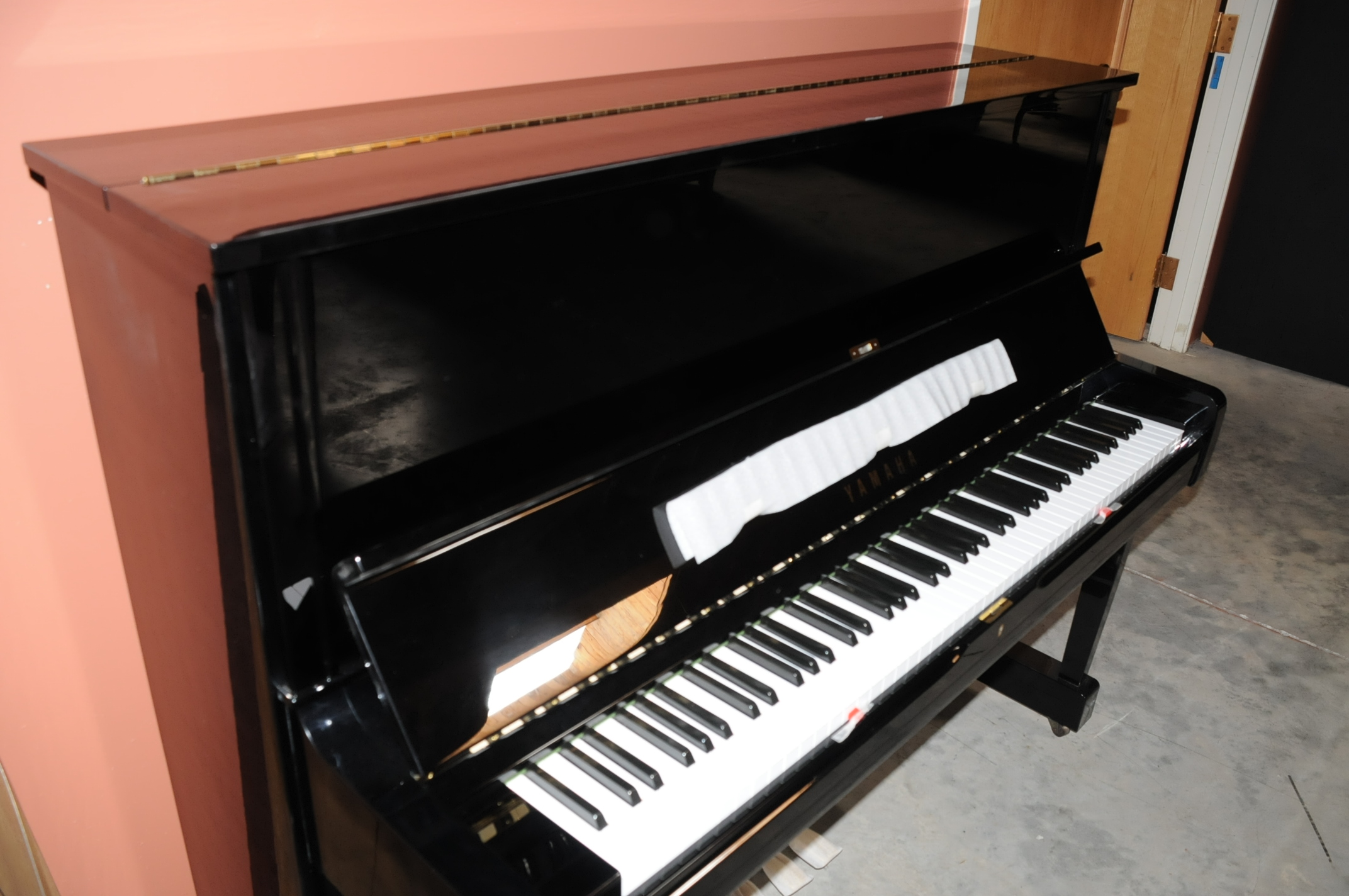 yamaha u 1 pre owned upright piano michelles piano in