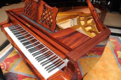 Bluthner II Semi Concert Grand Piano