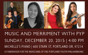 PYP Music & Merriment 2015