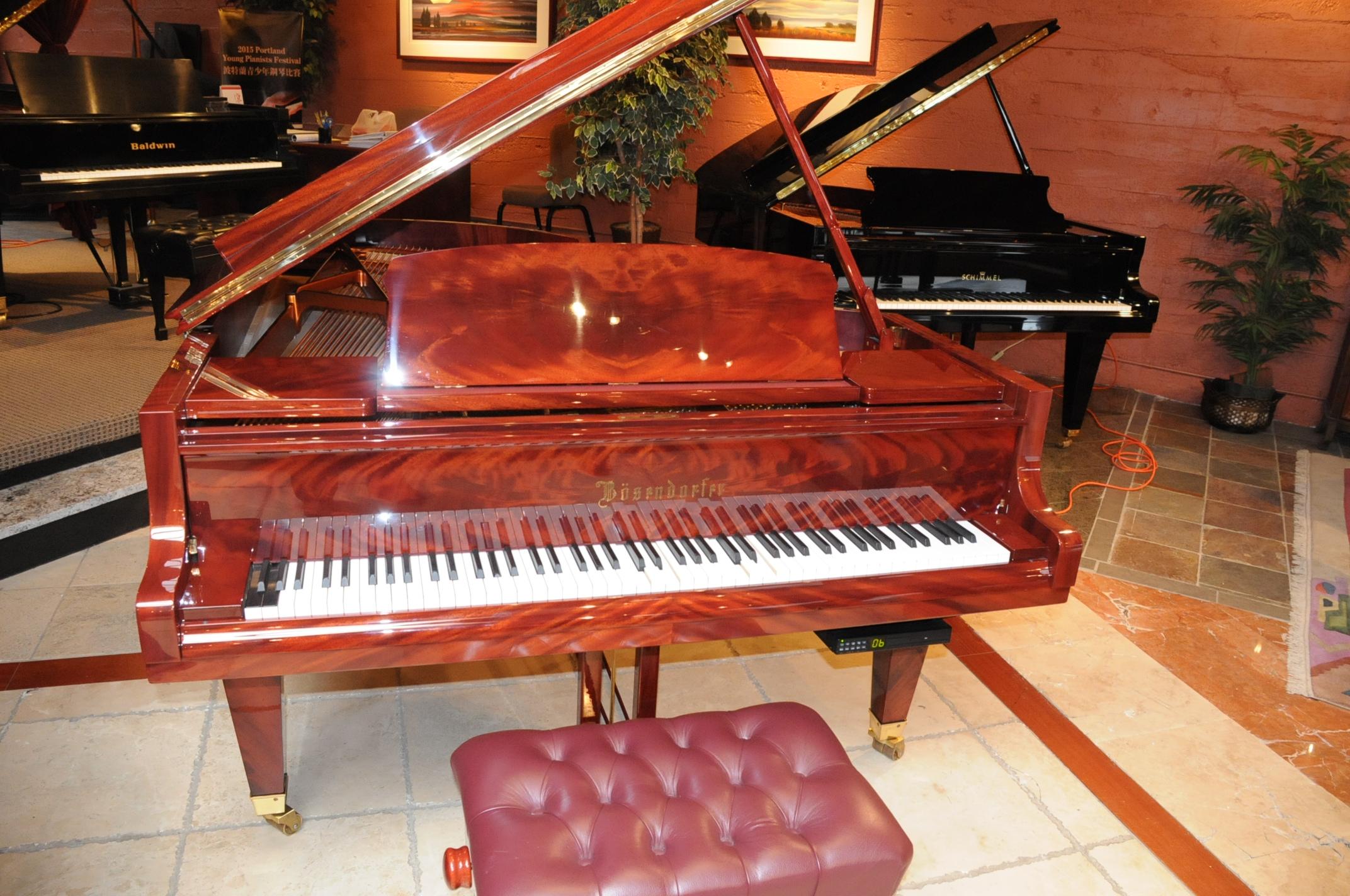Bosendorfer 225 Grand Piano Michelles Piano In Portland Or