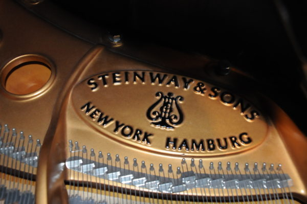 Steinway S Baby Grand Piano Serial 569322 - Pic 3