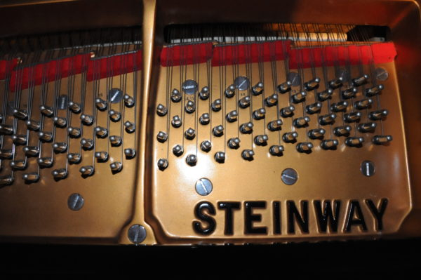 Steinway S Baby Grand Piano Serial 569322 - Pic 5