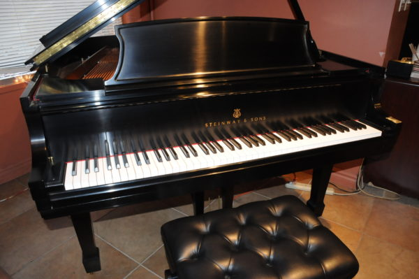 Steinway S Baby Grand Piano Serial 569322 - Pic 7