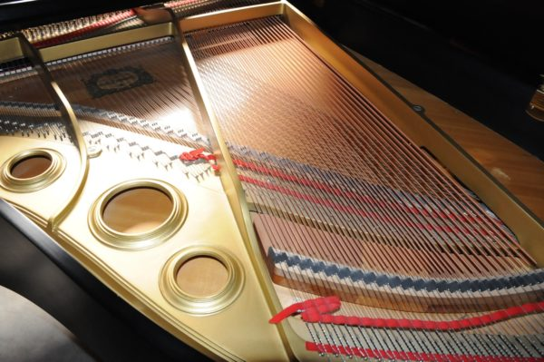 Yamaha C 3 Grand Piano Serial 3440771 - Pic 2