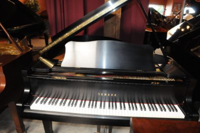 Yamaha C 3 Grand Piano Serial 3440771 - Pic 3