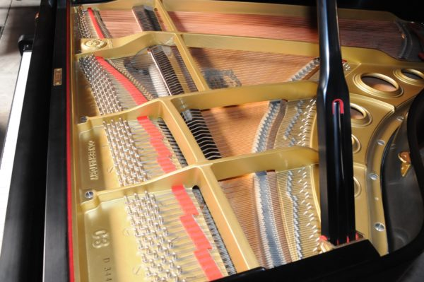 Yamaha C 3 Grand Piano Serial 3440771 - Pic 5