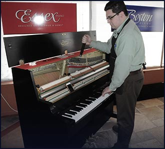 Portland Piano Services and Repair from Michelles Piano in Portland OR