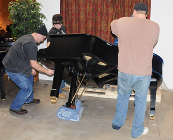 Piano Moving in Portland OR from Michelles Piano - pic 10