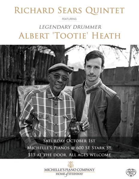 albert-tootie-heath-with-richard-sears-quintet-at-michelles-pianos-in-portland-or