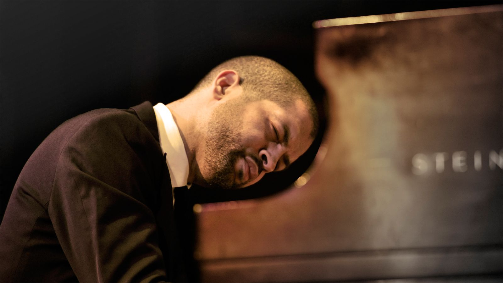 Jason Moran Steinway And Sons Piano Artist Available in Spirio Library