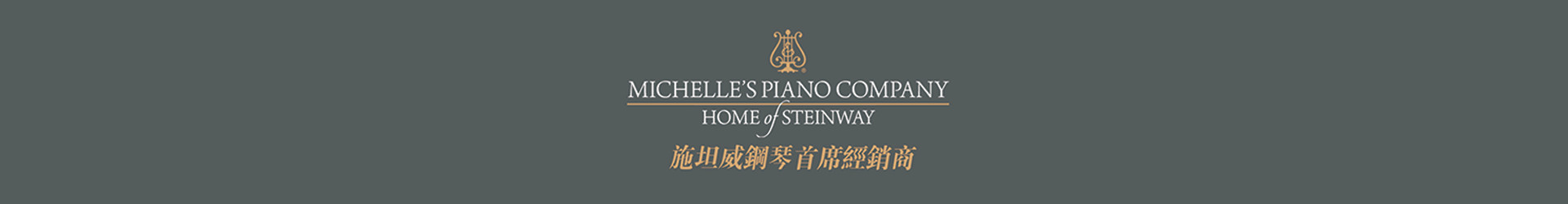 Michelles Piano Chinese Advertisement
