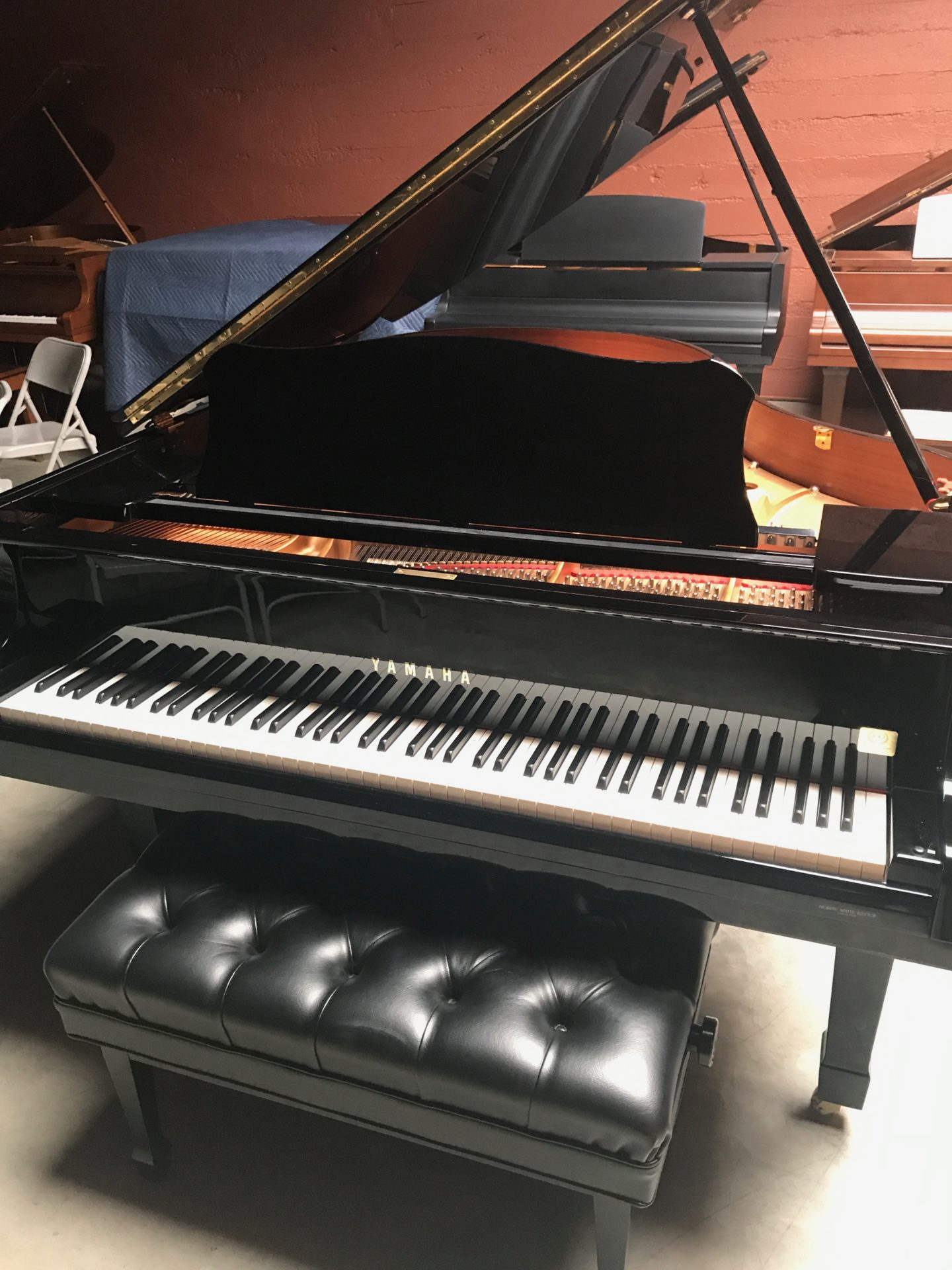 Yamaha c3 grand piano michelles piano in portland or for Yamaha c3 neo piano price