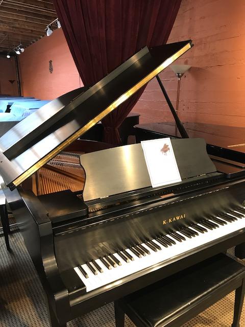 Kawai GX5 Blak Grand Piano - Michelles Piano in Portland OR