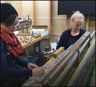 Portland Pianos, Piano Moving / Storage, Piano Service in