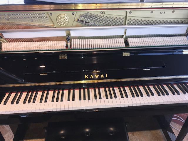 Kawai K3 Upright Piano - Michelles Piano in Portland OR