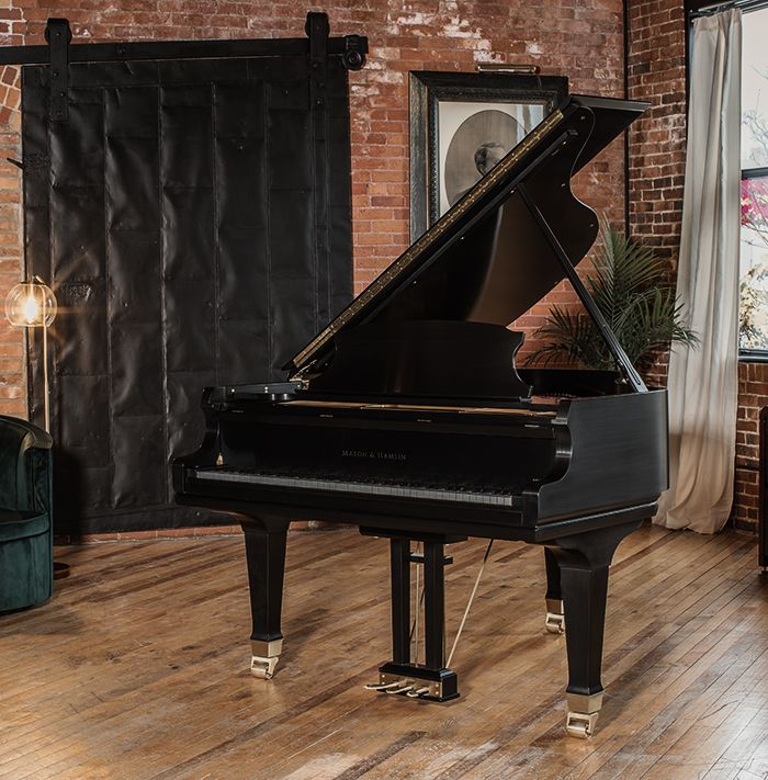 Mason and Hamlin Pianos at Michelles Piano in Portland, OR